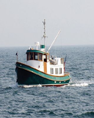 Lord Nelson Victory Tug 1989 Tug Boats for Sale