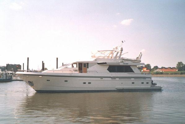 1989 lowland yachts de vries lentsch 66 alu  1 1989 Lowland Yachts De Vries Lentsch 66 Alu