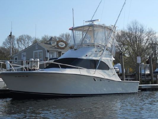 Luhrs 32 1989 All Boats