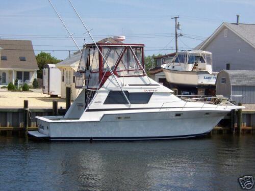 Luhrs 342 Tournament Sportfisherman 1989 Sportfishing Boats for Sale