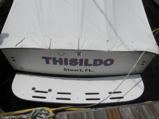 Luhrs 400 TOURNAMENT SPORTFISH CONVERTIBLE 1989 Sportfishing Boats for Sale