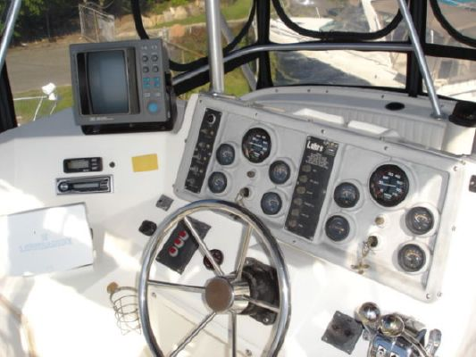 Luhrs Convertible Sportfish 1989 Sportfishing Boats for Sale