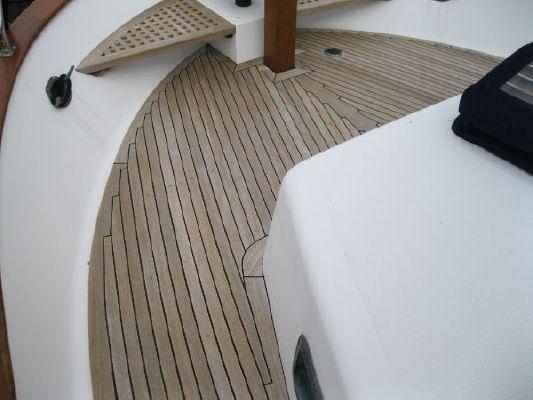 Marine Trader 38 Trawler Double Cabin 1989 Trawler Boats for Sale