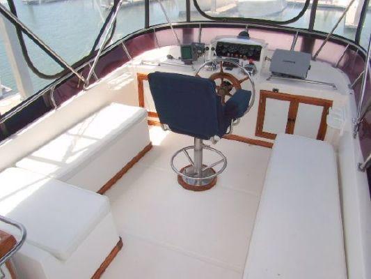 Marine Trader Sundeck Yachtfish 1989 All Boats