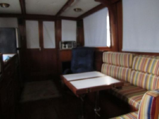 Marine Trading 42' Europa Sedan Cockpit (Price Reduced,Custom Made, Major Refit in '07! Full Video Tour!) 1989 All Boats