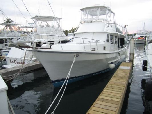 Boats for Sale & Yachts Marine Trading 42' Europa Sedan Cockpit (Price Reduced,Custom Made,Major Refit in '07!Full Video Tour!) 1989 All Boats