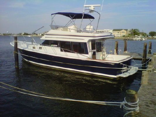 Mikelson motoryacht refit 1989 All Boats