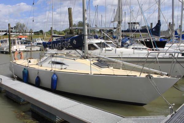 Boats for Sale & Yachts Mustang 30 1989 All Boats