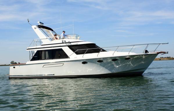 Boats for Sale & Yachts Ocean Alexander 42 Sedan 1989 Ocean Alexander Boats