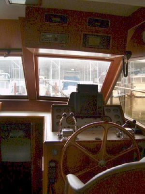 Ocean Alexander 42 Sedan 1989 Ocean Alexander Boats