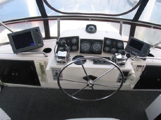 Ocean Alexander Cockpit Motor Yacht 1989 Ocean Alexander Boats