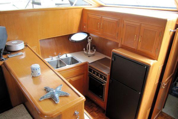 Ocean Alexander Cockpit Motoryacht 1989 Ocean Alexander Boats