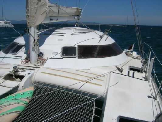 Outremer 40' extended 1989 All Boats