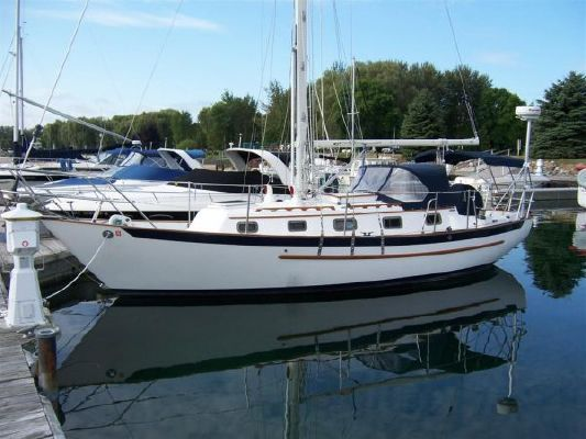 1989 pacific seacraft 31 cutter  1 1989 Pacific Seacraft 31 Cutter