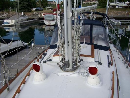 1989 pacific seacraft 31 cutter  6 1989 Pacific Seacraft 31 Cutter