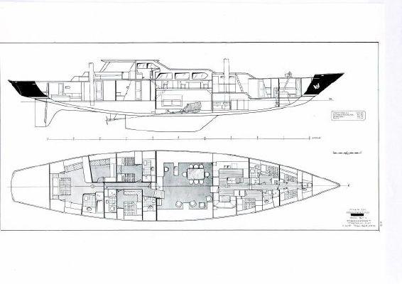 Palmer Johnson Sparkman & Stephens Ketch 1989 Ketch Boats for Sale