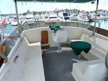Boats for Sale & Yachts Pelin 47 Flybridge Motor Launch 1989 Flybridge Boats for Sale