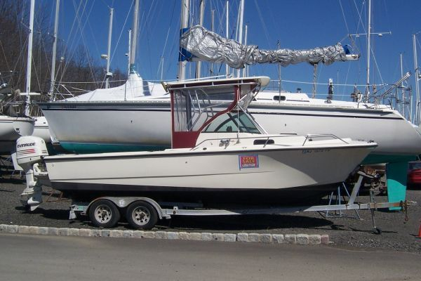 Boats for Sale & Yachts Pro Line Walk Around 1989 All Boats