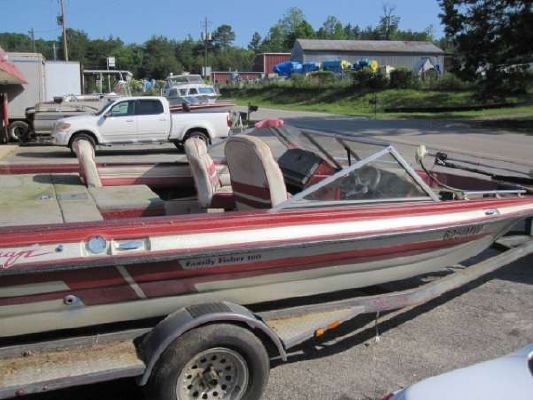 1989 procraft family fisher 180 boats yachts for sale for Procraft fish and ski