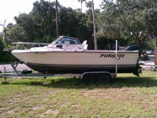 Pursuit 2200 Tiara 1989 All Boats