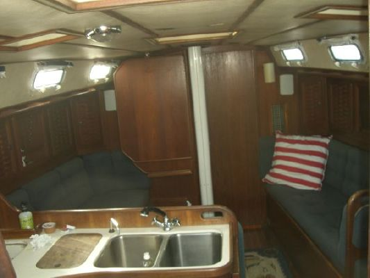 Boats for Sale & Yachts Sabre 38 MK II Center Board 1989 All Boats