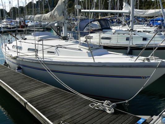 Sadler 29 1989 All Boats