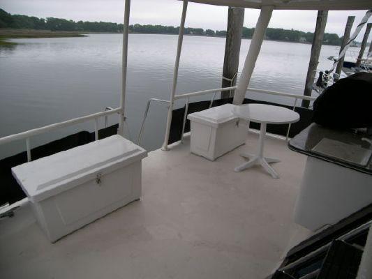 1989 silverton 46 motor yacht  26 1989 Silverton 46 Motor Yacht
