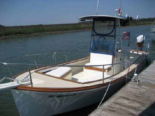 Boats for Sale & Yachts Sisu by Portsmouth Boat Works Center Console 1989 All Boats