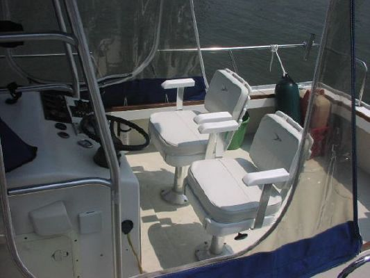 Sisu by Portsmouth Boat Works Center Console 1989 All Boats