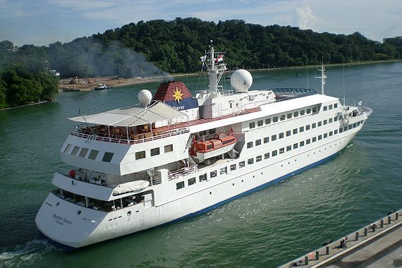 1989 small cruise ship 85m s 91002 boats yachts for sale for Luxury small cruise lines