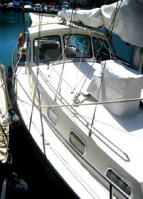 Steel Dutch Motorsailer 1989 Sailboats for Sale