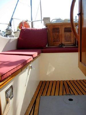 1989 steel dutch motorsailer  9 1989 Steel Dutch Motorsailer