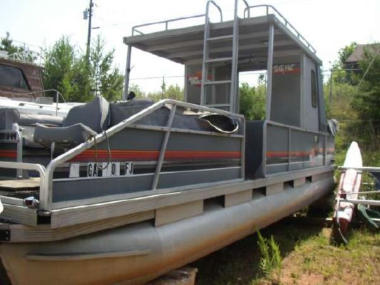 Aluminum Boats For Sale Bc >> 1989 Sun Tracker PARTY HUT - Boats Yachts for sale