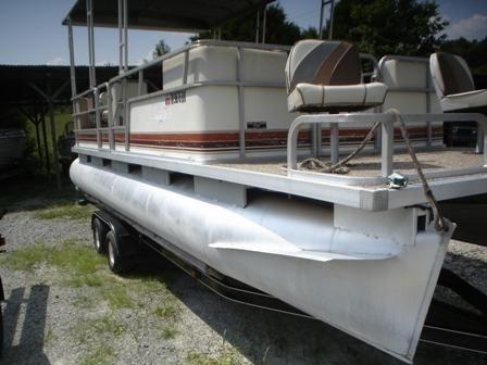 Sylvan Supreme Hard Top 1989 All Boats