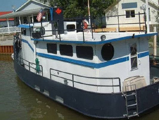 Trawler 1989 Trawler Boats for Sale