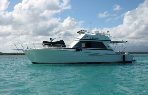 Viking 45 C 1989 Viking Boats for Sale
