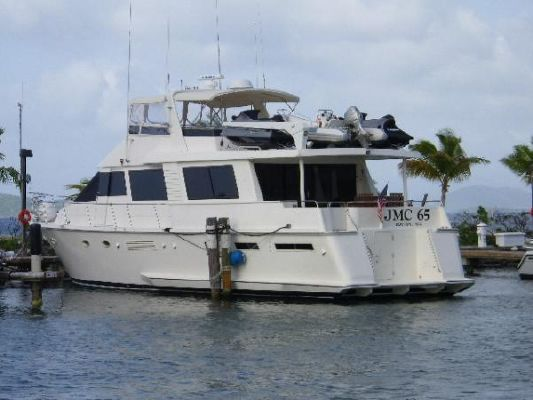 1989 Viking Motor Yacht Boats Yachts For Sale