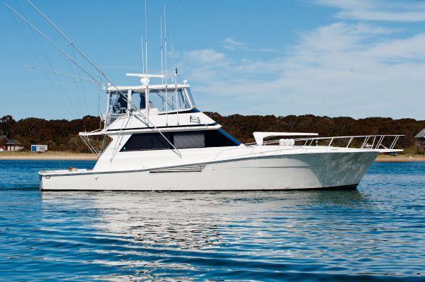 Viking Yachts 57' Convertible 1989 Motor Boats Viking Boats for Sale Viking Yachts for Sale