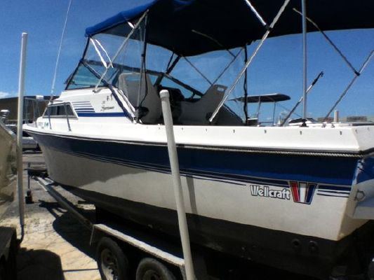1989 Wellcraft 250 Coastal Boats Yachts For Sale