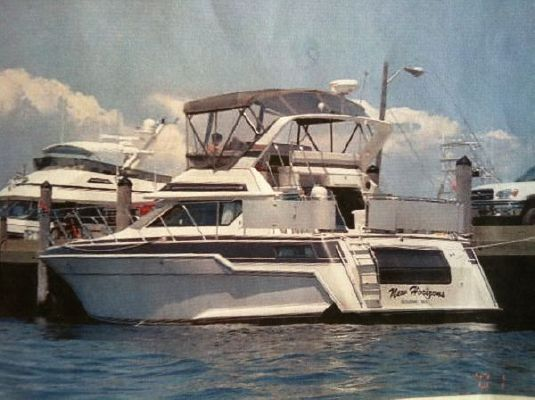 Boats for Sale & Yachts Wellcraft 43 San Remo 1989 Wellcraft Boats for Sale