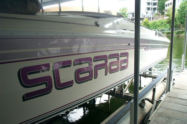 1989 wellcraft scarab excel 38  4 1989 Wellcraft Scarab Excel 38