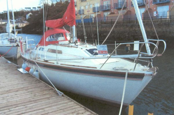 Westerly Tempest 31 1989 All Boats