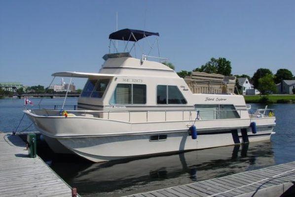 Boats for Sale & Yachts Holiday Mansion Housecruiser /Coastal Barracuda 1990 1990 38' All Boats