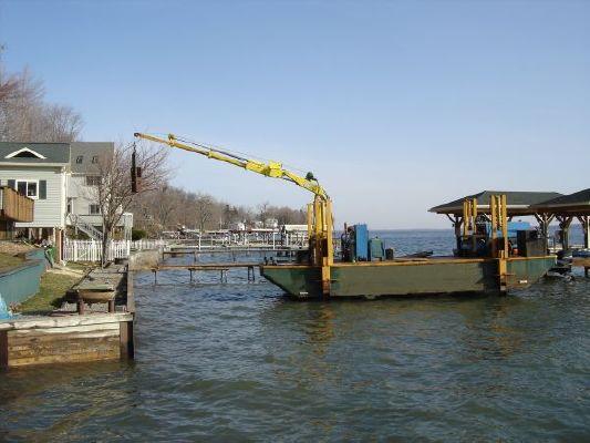 1990 1990 45 steel powered jackup barge  1 1990 1990 45 Steel Powered Jackup Barge