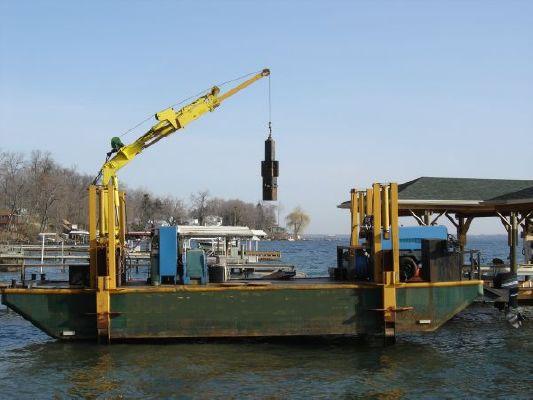 1990 1990 45 steel powered jackup barge  2 1990 1990 45 Steel Powered Jackup Barge