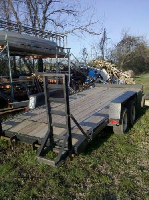 Steel Powered Jackup Barge 1990 1990 45' All Boats