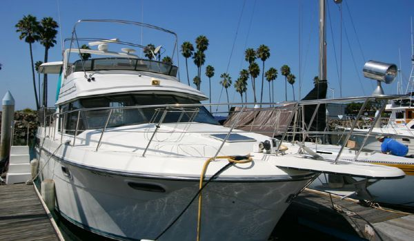 Carver 3807 1990 Virtual Tours! Aft Cabin Motoryacht 1990 38' Aft Cabin Carver Boats for Sale
