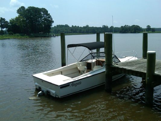 Albemarle 24 1990 Albemarle Boats for Sale