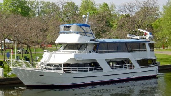 Boats for Sale & Yachts Aluminum Double Deck Passenger Vessel /Certified for 100 passengers 1990 All Boats