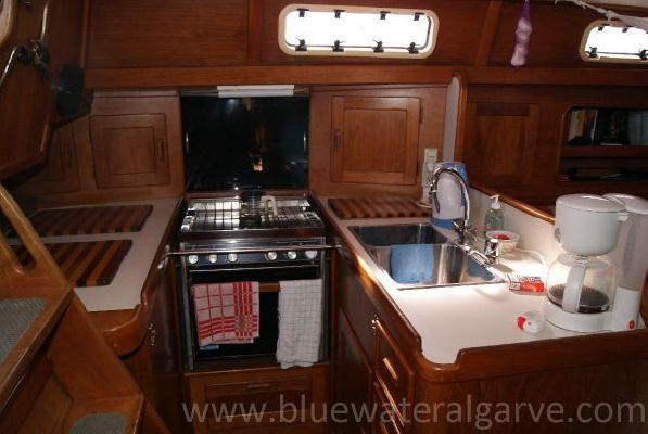 Boats for Sale & Yachts Aragosa 38 Ted Brewer Design 1990 All Boats